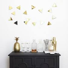 <b>Декор для стен</b> '<b>Confetti</b> Triangles' купить в интернет-магазине ...
