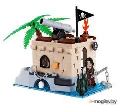 Купить <b>конструктор Cobi</b> Pirates <b>Сторожевая башня</b> 140 дет ...