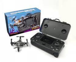 2.4G WIFI DH 120 Luggage drone <b>mini folding</b> quadcopter <b>remote</b> ...