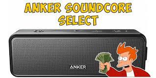 Обзор <b>Anker</b> Soundcore Select: компактная <b>портативная колонка</b> ...