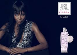 <b>Naomi Campbell Cat Deluxe</b> Silver