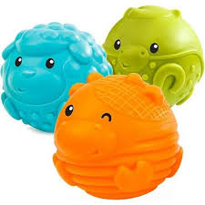 <b>Фигурки B kids</b> Sensory <b>Игровые</b> шарики, в ассортименте ...