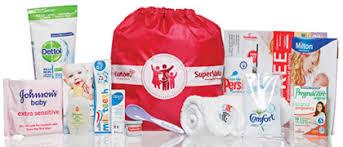 <b>Free</b> Baby <b>Gift Bag</b> - SuperValu