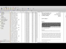 This is the second in a series of posts about using NVivo for your literature review  In this post  I will discuss ways NVivo can help simplify and manage