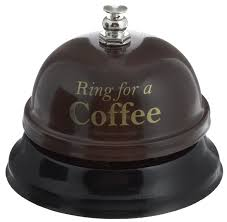 "<b>Звонок настольный Эврика</b> ""<b>Ring</b> For A Coffee"" — купить в ..."