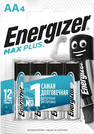 Купить <b>Батарейки Energizer Maximum AA</b> 4шт с доставкой на дом ...