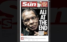 Muhammad Ali's final photos