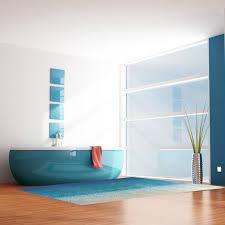 top selling removable diy blue ocean sea beach floor sticker decals living room bedroom home bathroom blue office decor