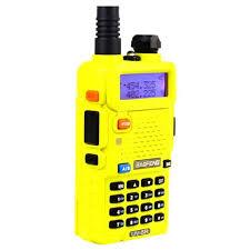 Купить <b>Рация Baofeng UV-5R</b> желтый в каталоге с доставкой ...