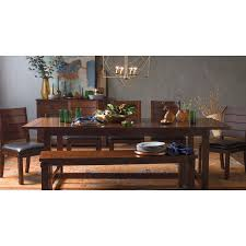oak baluster dining table seats