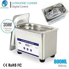 <b>Skymen</b> Professional Digital <b>Ultrasonic</b> Cleaner Machine with Timer ...