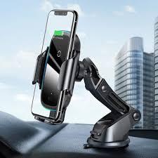 Автоматический <b>автомобильный держатель Baseus</b> с ...
