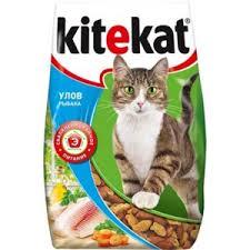Корм для кошек <b>Kitekat Улов рыбака</b> | Отзывы покупателей