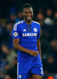 Image result for JOHN MIKEL OBI