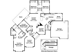 Ranch House Plans   Camrose     Associated DesignsRanch House Plan   Camrose     Floor Plan