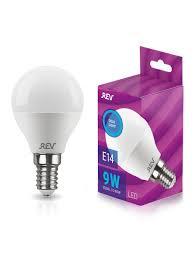 <b>Лампочка</b> светодиодная <b>LED</b>, шар Е14 9W 6500K дневной свет ...