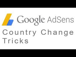 Image result for adsense change country