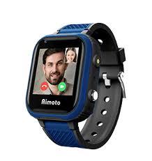Детские <b>умные часы</b> AIMOTO с GPS трекером