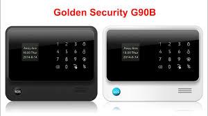 <b>Golden Security G90B</b> Home Alarm System Installation Video ...