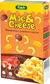 Купить <b>Макароны Foody Mac&Cheese</b> с сырным соусом С ...