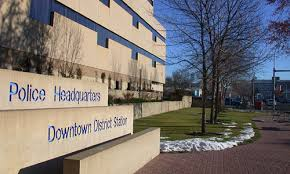 Image result for edmonton police service downtown branch building