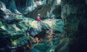 Image result for hidden canyon gianyar bali