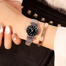 Shop Ins Cold <b>Wind</b> Watch Female Students Korean Simple <b>chic</b> ...