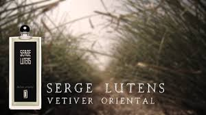 <b>Serge Lutens</b> - <b>Vetiver Oriental</b> Review | No.1 Vetiver of all time ...