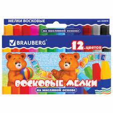 Товар категории «<b>Мелки</b> и <b>карандаши восковые</b>» – купить по ...