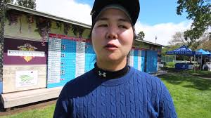 natalie sheary second round interview symetra tour hyemin kim cards a 67 to lead 2017 poc med golf classic