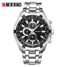 <b>CURREN 8023 Men Watches</b> Top Brand Luxury Men Military Wrist ...