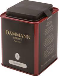 <b>Чай черный DAMMANN</b> Завтрак листовой ж/б – купить в сети ...