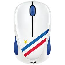<b>Мышь Logitech M238 Fan</b> Collection Wireless Mice France White ...