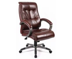 brown leather office chair bedroommarvellous leather desk chairs office