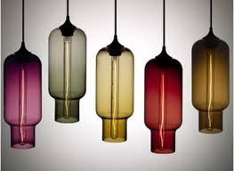 blown glass lamp blown glass lighting pendants
