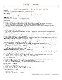 pacu nurse resume graduate nurse resume sample of rn resume