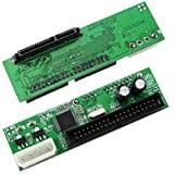 HDE <b>SATA</b> to <b>PATA</b>/<b>IDE</b> Hard Drive Interface <b>Adapter</b> Bridge ...