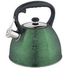 <b>Чайник ZEIDAN</b> Z-4215 со свистком зелёный, <b>3.0л</b> купить в ДНР ...