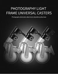 Professional Pro 3 Wheels <b>Multi function Photography Studio</b> Heavy ...