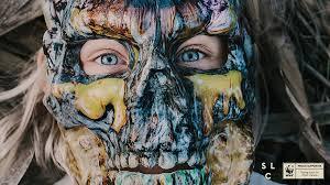 Real scary <b>masks</b>