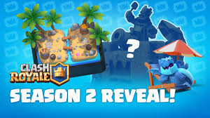 Clash Royale: Season 2 <b>Update</b>! 🏝️ First look at <b>a NEW</b> Pass ...