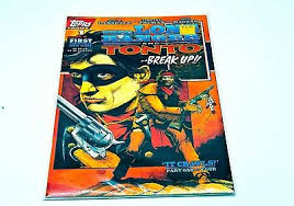 The <b>Lone Ranger</b> and Tonto #1 Topps Comics August 1994 1st ...