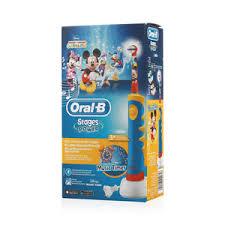 Oral-B <b>щетка зубная</b> электрическая детская <b>Mickey</b> купить по ...