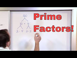Prime Factorization    th Grade Math   Finding Factors of a Number     Prime Factorization    th Grade Math   Finding Factors of a Number  Factoring    Math Homework Help    YouTube