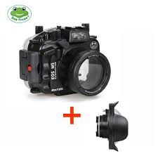 <b>SeaFrogs</b> 40m/130ft Underwater <b>Camera</b> Housing For Canon EOS ...