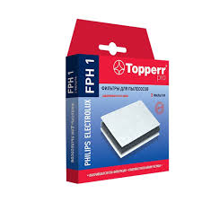 Набор <b>фильтров Topperr FPH 1</b> для пылесосов Philips, Electrolux ...