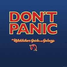 📖🎵 The Hitchhiker's Guide to the Galaxy