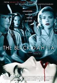 Resultado de imagen de the black dahlia