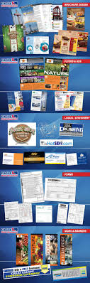 business marketing print collateral flyers brochures banners print collateral