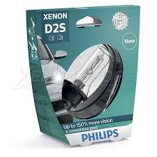 Ксеноновые <b>лампы</b> D2S <b>Philips X</b>-<b>treme</b> Vision Gen2 (+150 ...